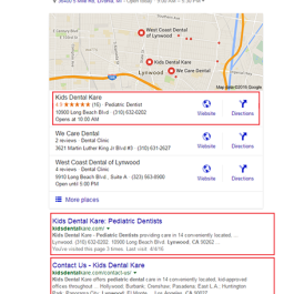 Click for another example of our Local SEO success!