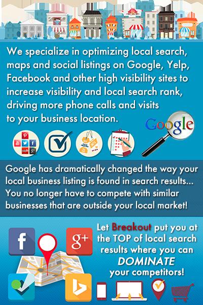 Breakout Local Online Marketing